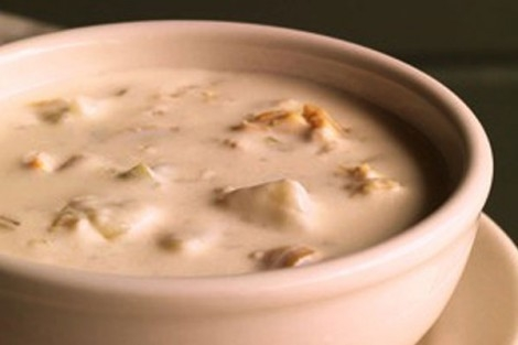New England Clam Chowda